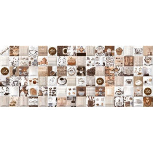 Enjoy Coffee Beige 20x50
