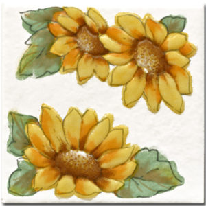 FAMOS sunflowers 10x10