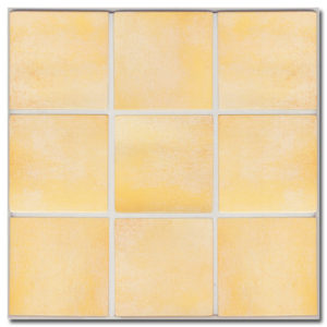 JASBA-FINESSE saffron yellow 31.6x31.6