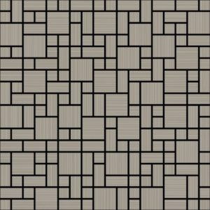 Mosaic Earl Grey Crunch 30x30