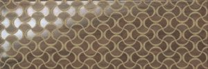 Suprema Bronze Wallpaper 25х75