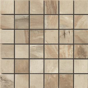 Brown mosaico naturale 30x30