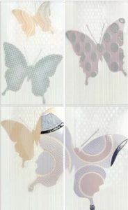 Bliss La Composizione Bliss Coco Butterfly Dec 68x112