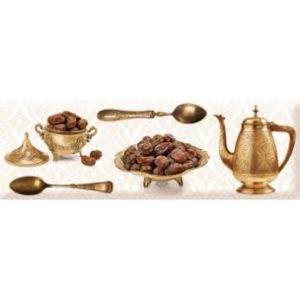 Crockery Gold 15x45